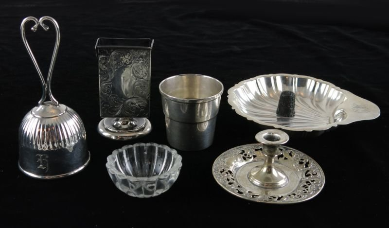 Assorted American Sterling Silver