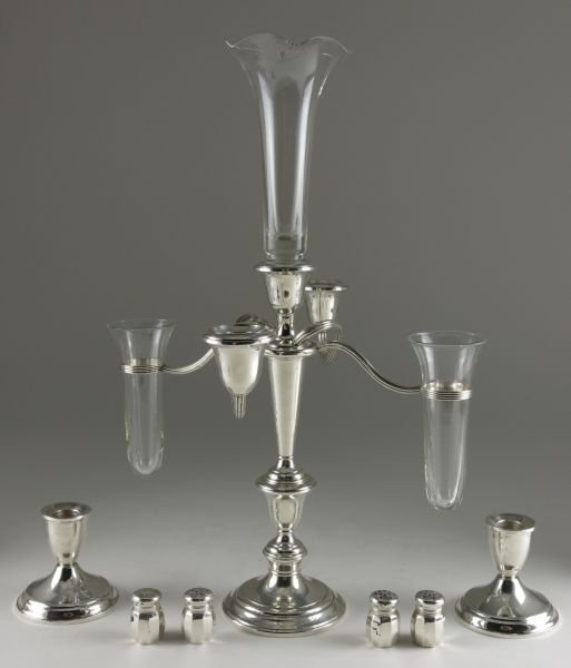 American Sterling Silver Table Articles