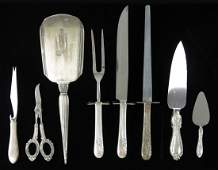 Assorted Sterling Handled Utensils