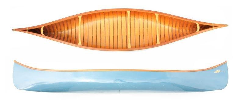 Corky Gray Full Size Canoe, 1990s