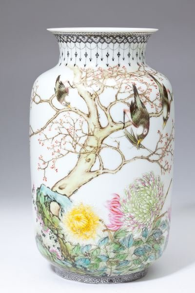 Chinese Republic Period Vase