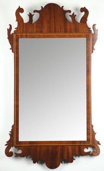 Chippendale Wayne & Biddle Wall Mirror