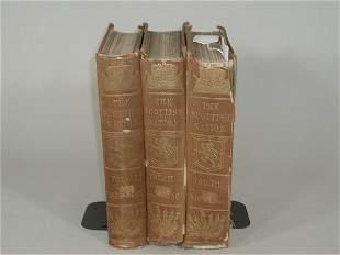 "Three Books, ""The Scottish Nation;"