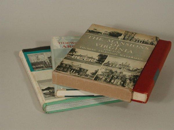 3: Three Books,