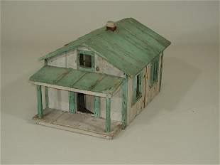 Folk Art Model House,