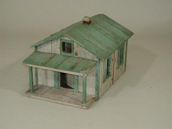 25: Folk Art Model House,