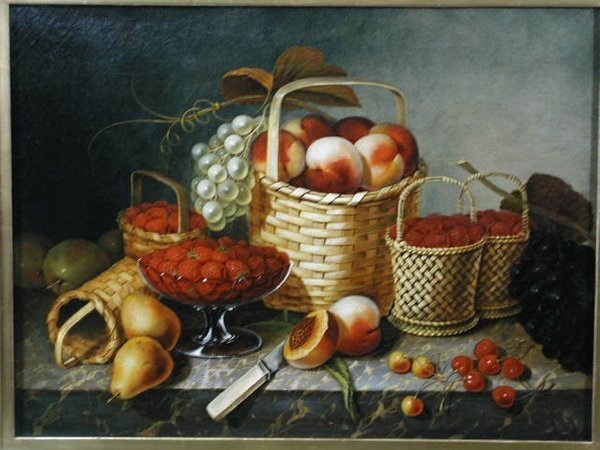 85: Oil on Canvas, by William H. Hoyt,