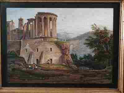 186: Early Italian Micromosaic Painting,