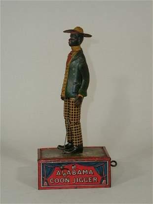 """Alabama Coon Jigger Tombo"", by Ferdinan"