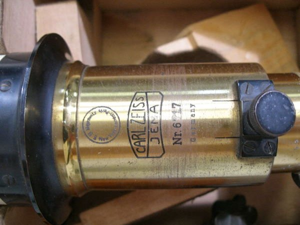 3102: Carl Zeiss Observation Telescope, c. Early 20th c - 3