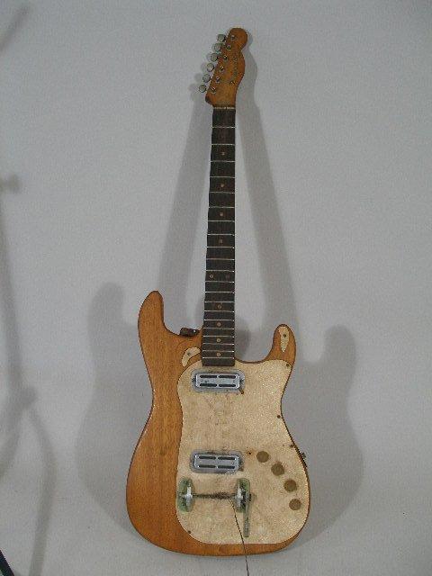 1002: Vintage Fender Telecaster Neck, c. 1959-1962,
