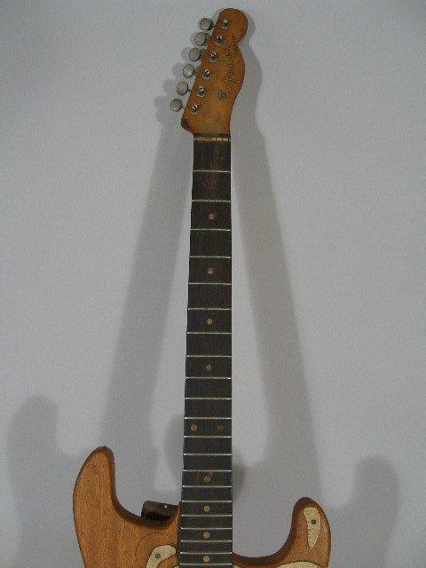1002: Vintage Fender Telecaster Neck, c. 1959-1962, - 2