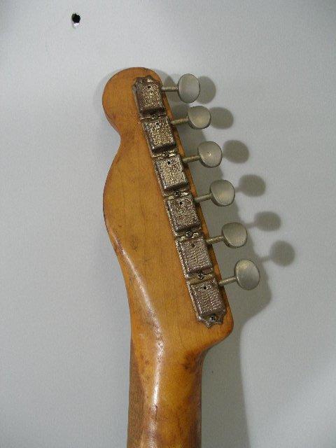 1002: Vintage Fender Telecaster Neck, c. 1959-1962, - 5