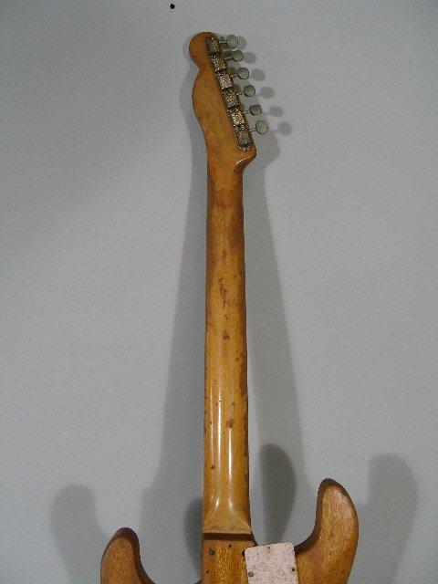 1002: Vintage Fender Telecaster Neck, c. 1959-1962, - 6
