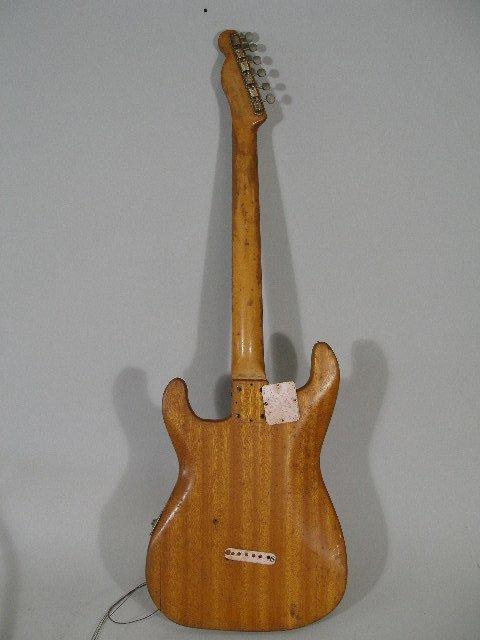 1002: Vintage Fender Telecaster Neck, c. 1959-1962, - 7