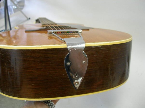 1007: Gibson B-25-12-N, 12 String Flat Top Guitar, c. m - 10