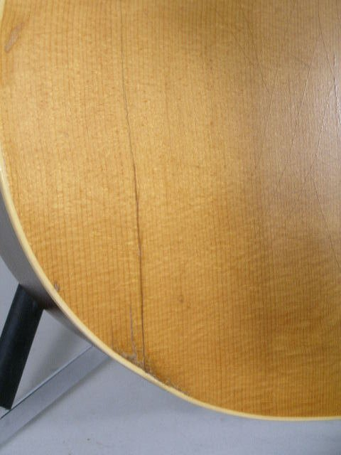 1012: Vintage Gibson Flat Top Guitar, c. mid 1960s, - 6