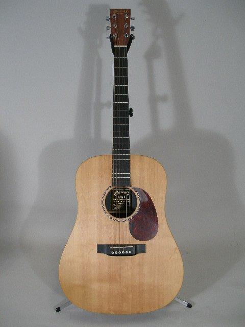 1015: Martin DX1 Dreadnought Flat Top Guitar,