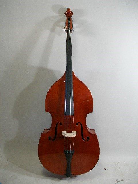 1019: Acoustic Bass, c. 2000,