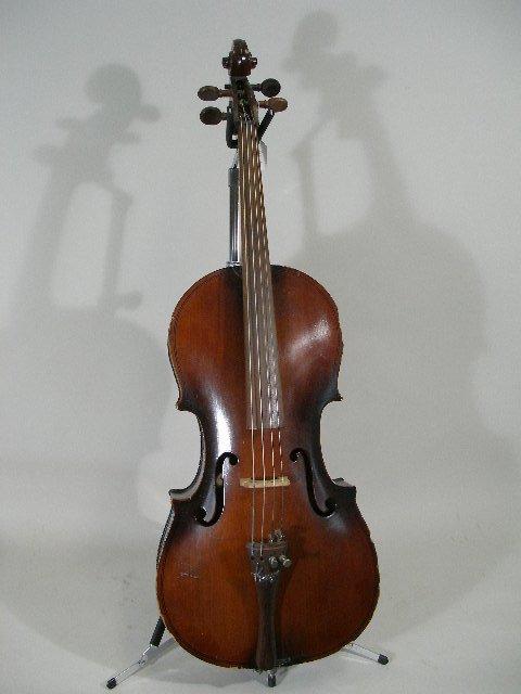 1020: Kay Cello, Model 55 1/2, c. 1960s,