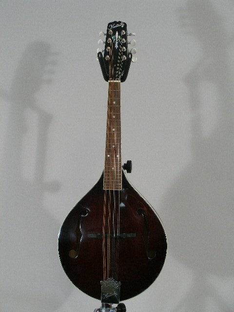 1023: Kentucky Mandolin, A-Style,