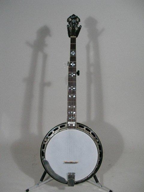 1100: Vintage Gibson TB-Kel Kroyden Conversion 5-string