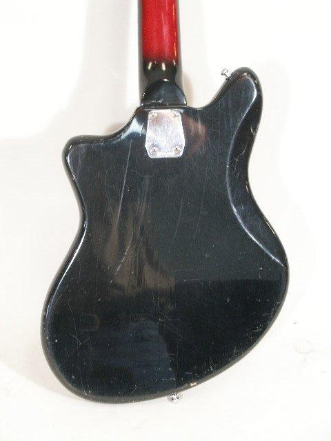 1122: Japanese Bass Guitar, c. mid-1960's, - 5