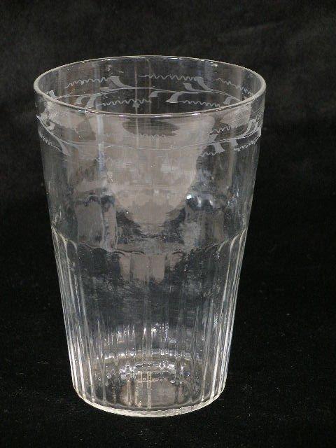 19: Flip Glass, 18th c.,