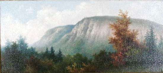 24: George McConnell (ME, 1852-1929), Mountain Prospect