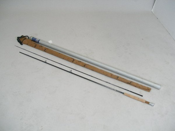 11: Orvis Boron Graphite 9-Foot Fly Rod For No. 9 Line,