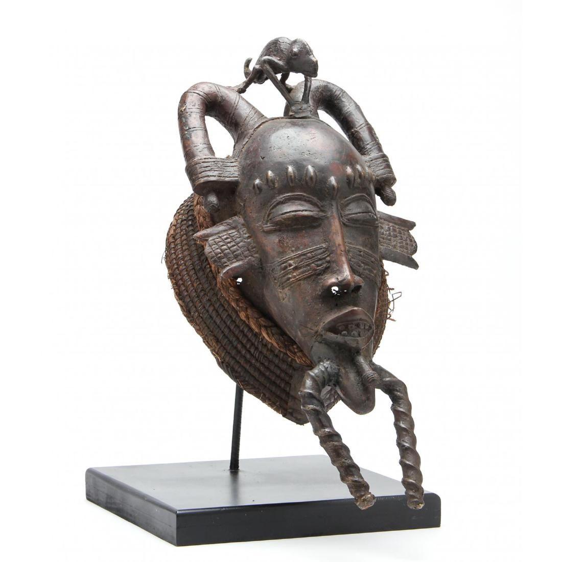 Ivory Coast or Mali, Senufo Kpelie Mask