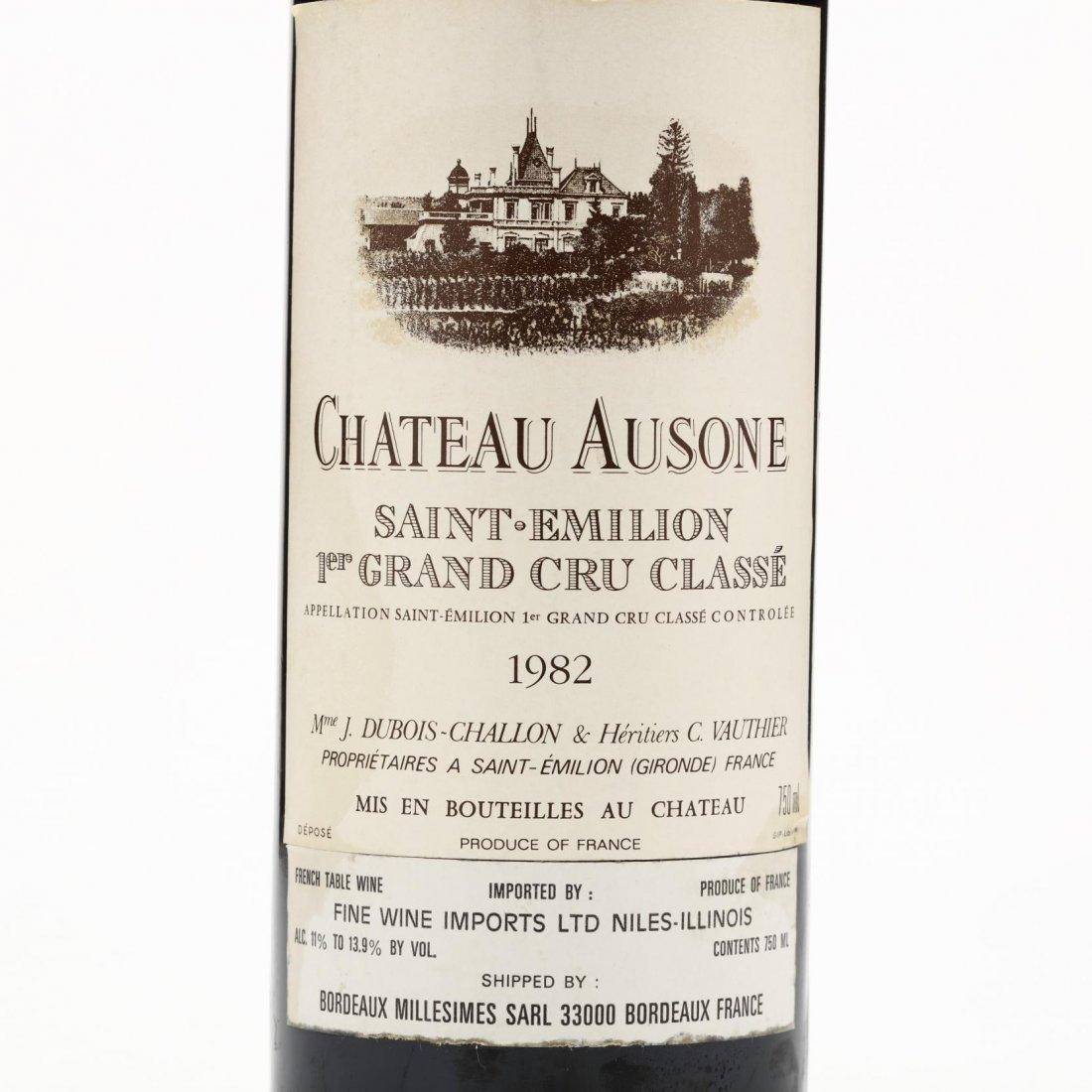 Chateau Ausone - Vintage 1982 - 2