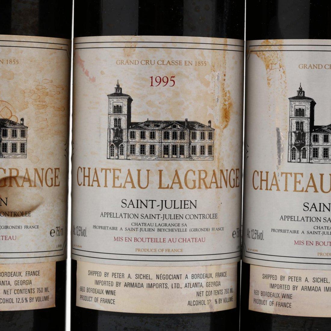 Chateau Lagrange - Vintage 1995 - 2