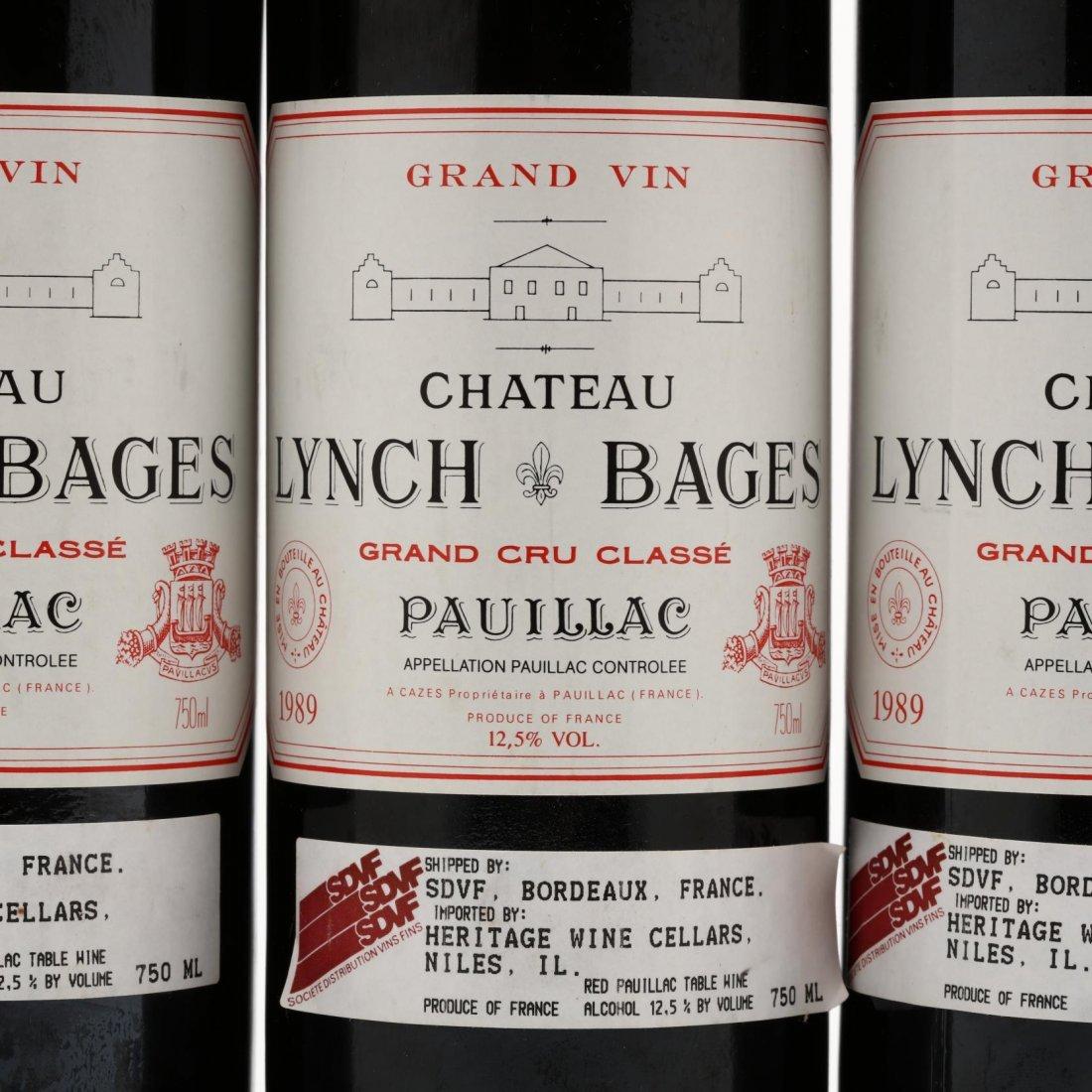 Chateau Lynch-Bages - Vintage 1989 - 2