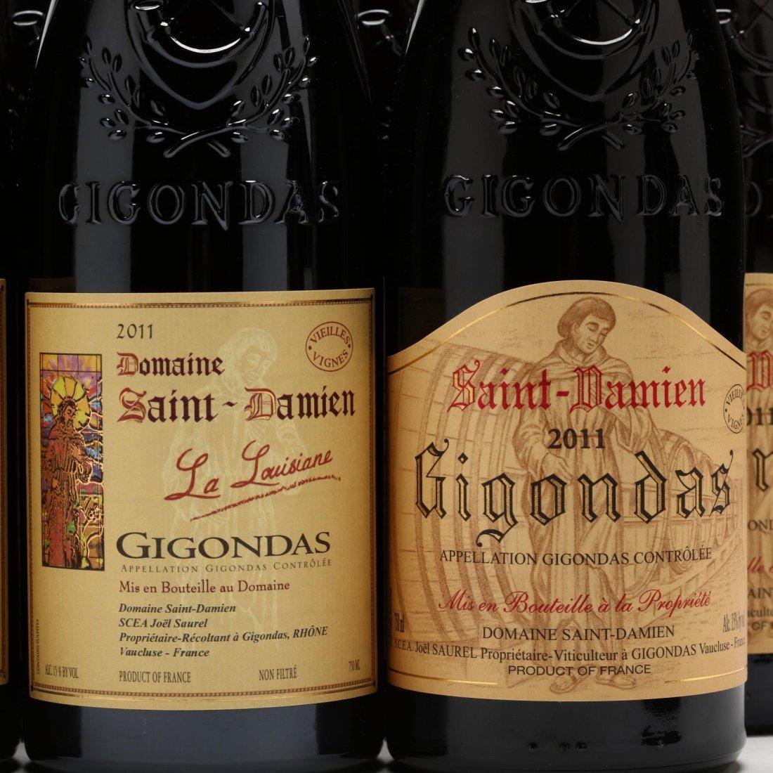 2009, 2010 & 2011 Gigondas - 3