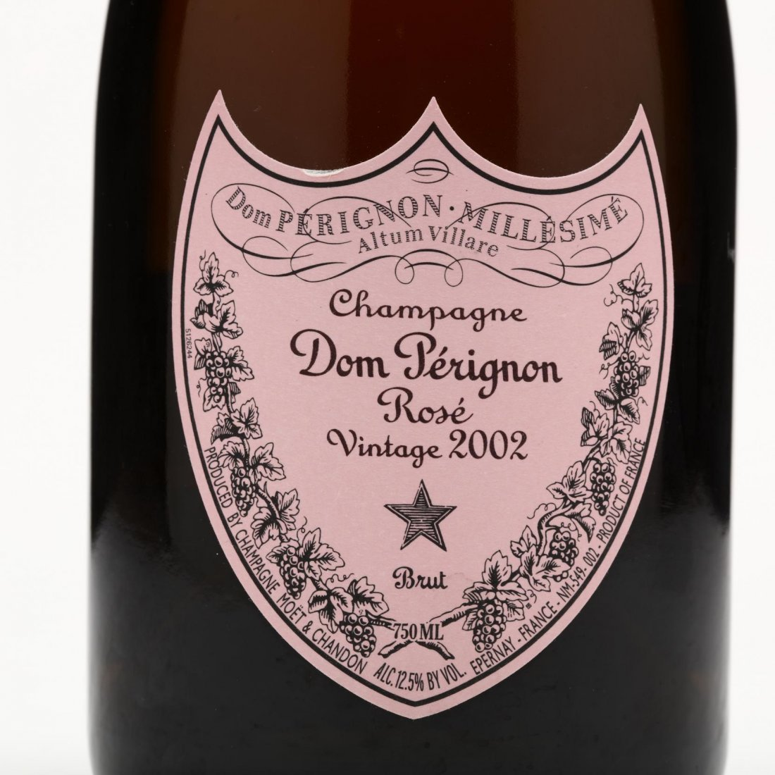 Moet & Chandon Champagne - Vintage 2002 - 2