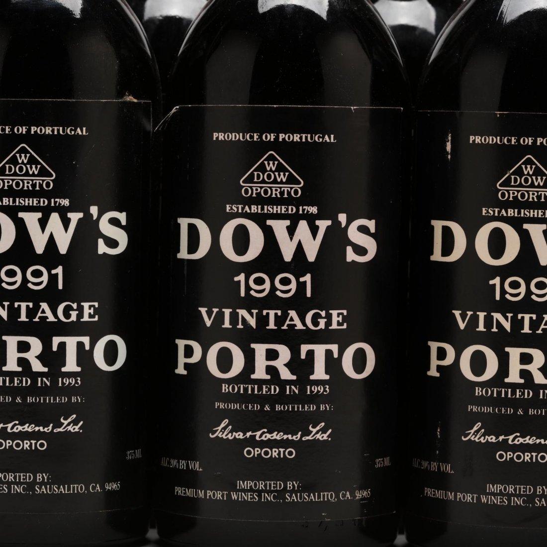 Dow Vintage Port - Vintage 1991 - 2