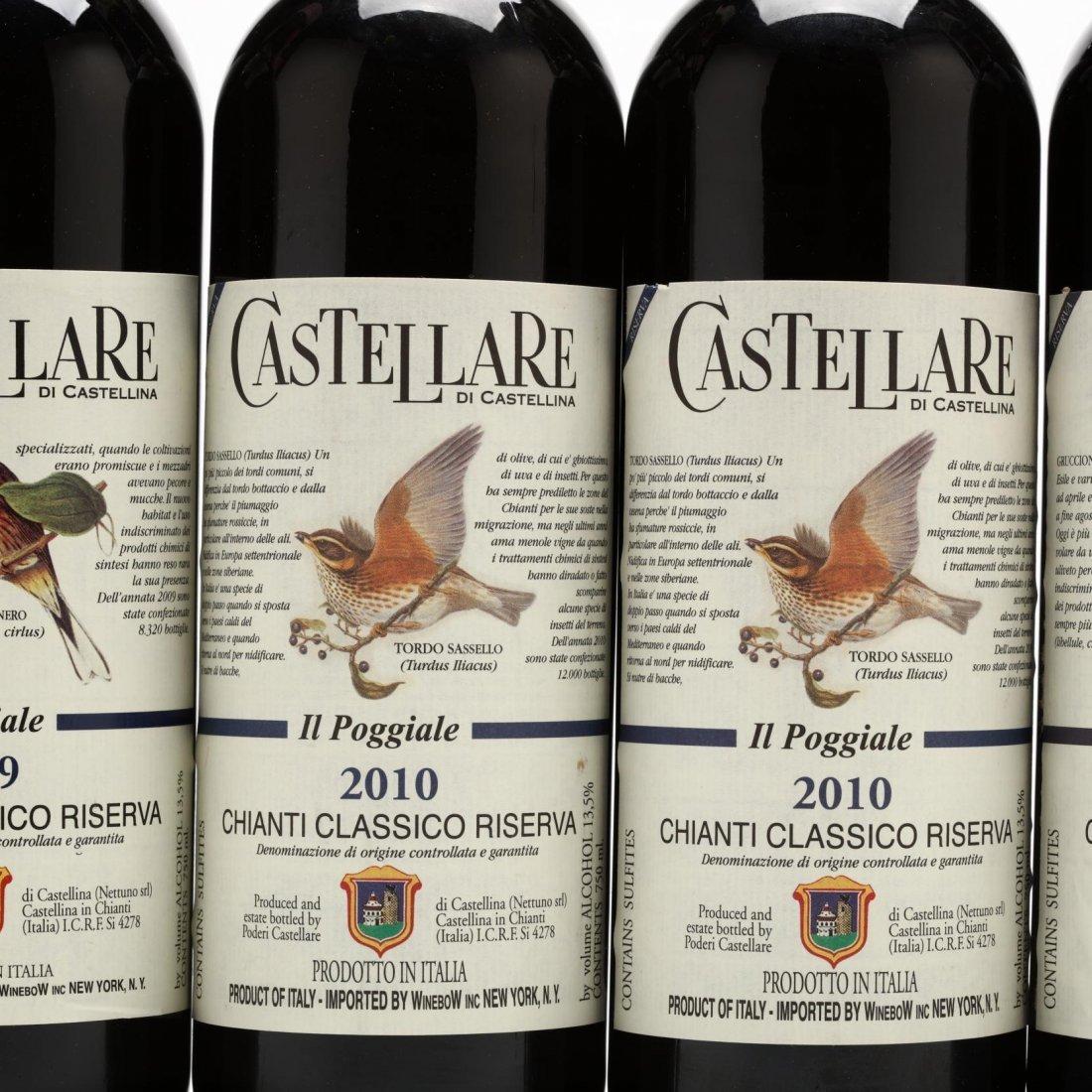 2009, 2010 & 2012 Chianti Classico - 2