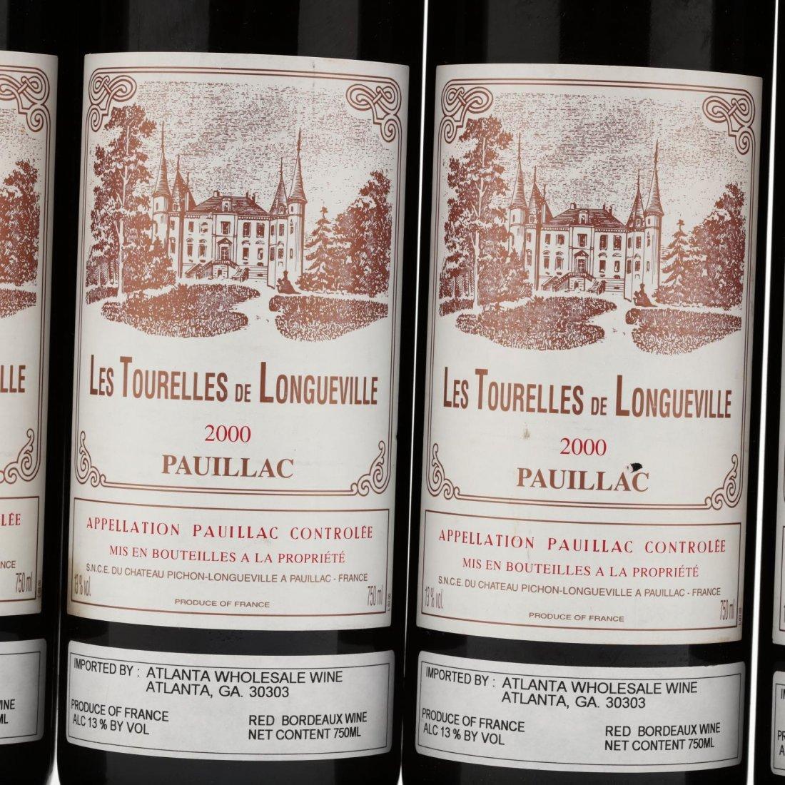 Chateau Les Tourelles de Longueville - Vintage 2000 - 2