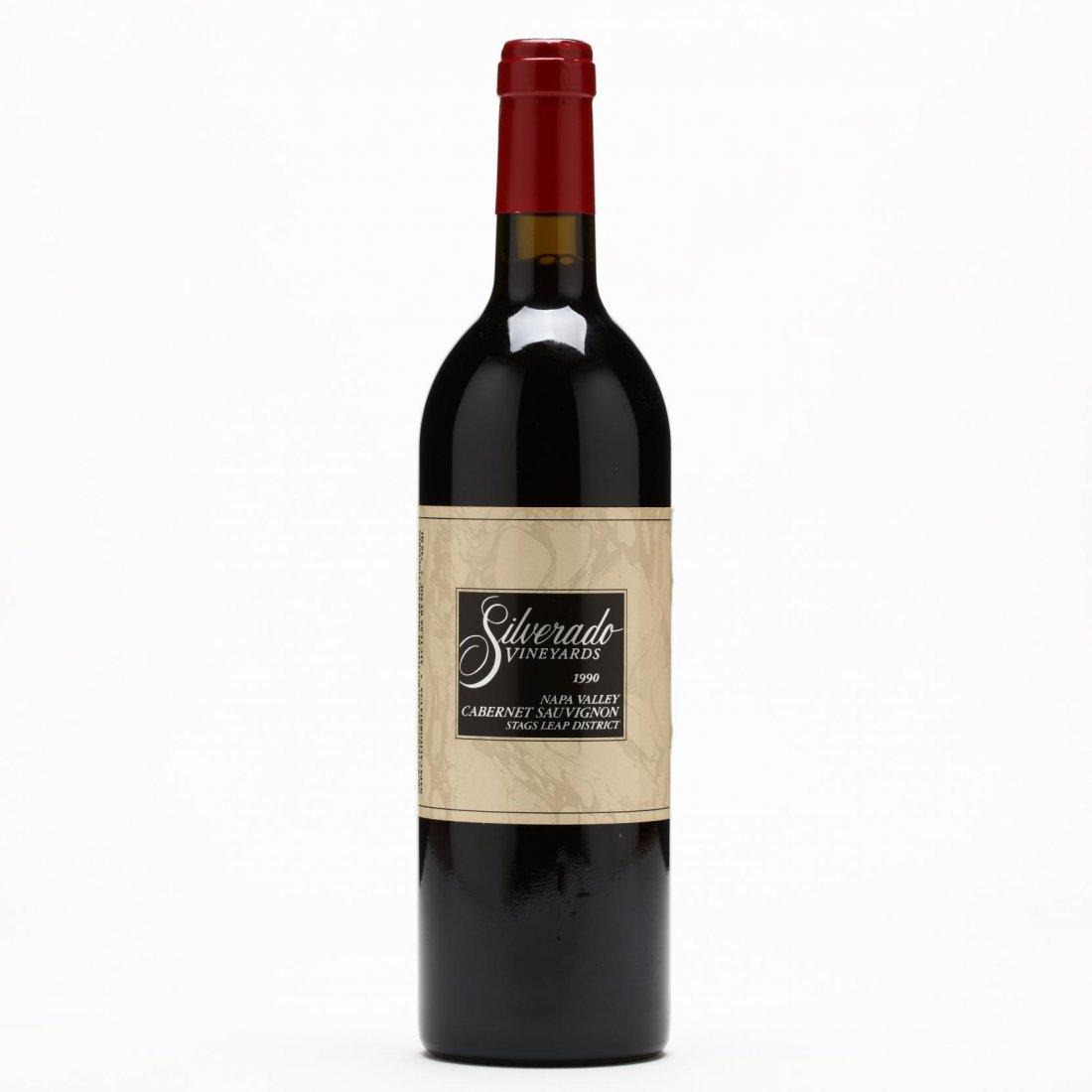 Silverado Vineyards - Vintage 1990
