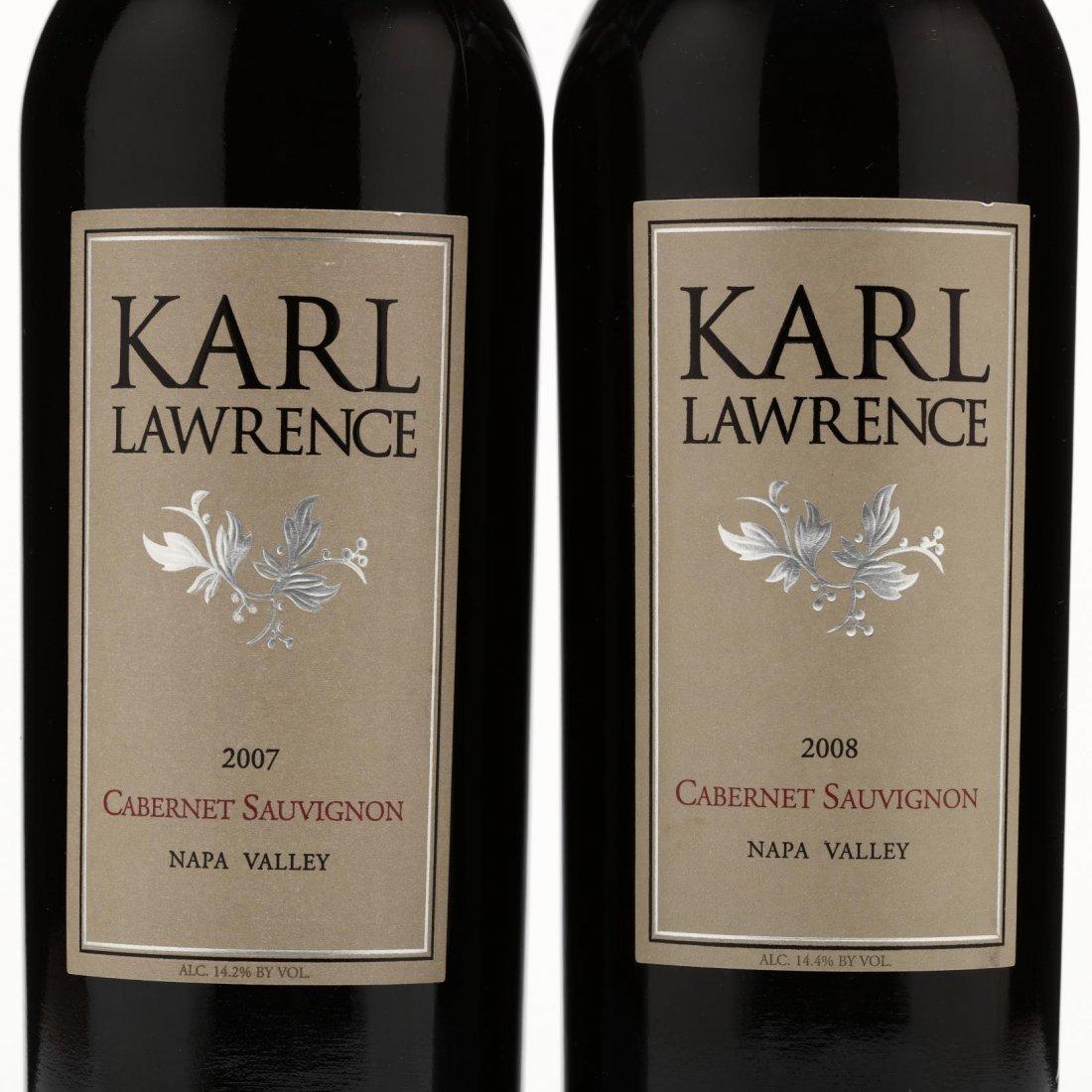 2007 & 2008 Karl Lawrence - 2