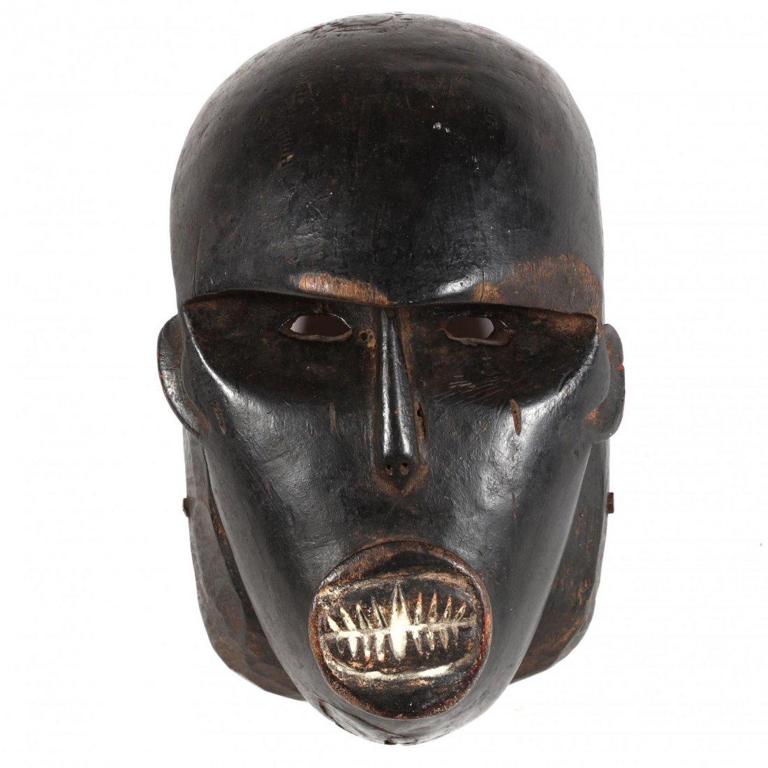 Ivory Coast, Baule Gorilla Mask