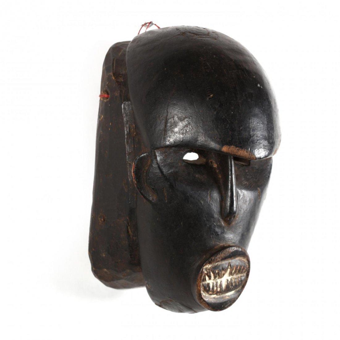 Ivory Coast, Baule Gorilla Mask - 2