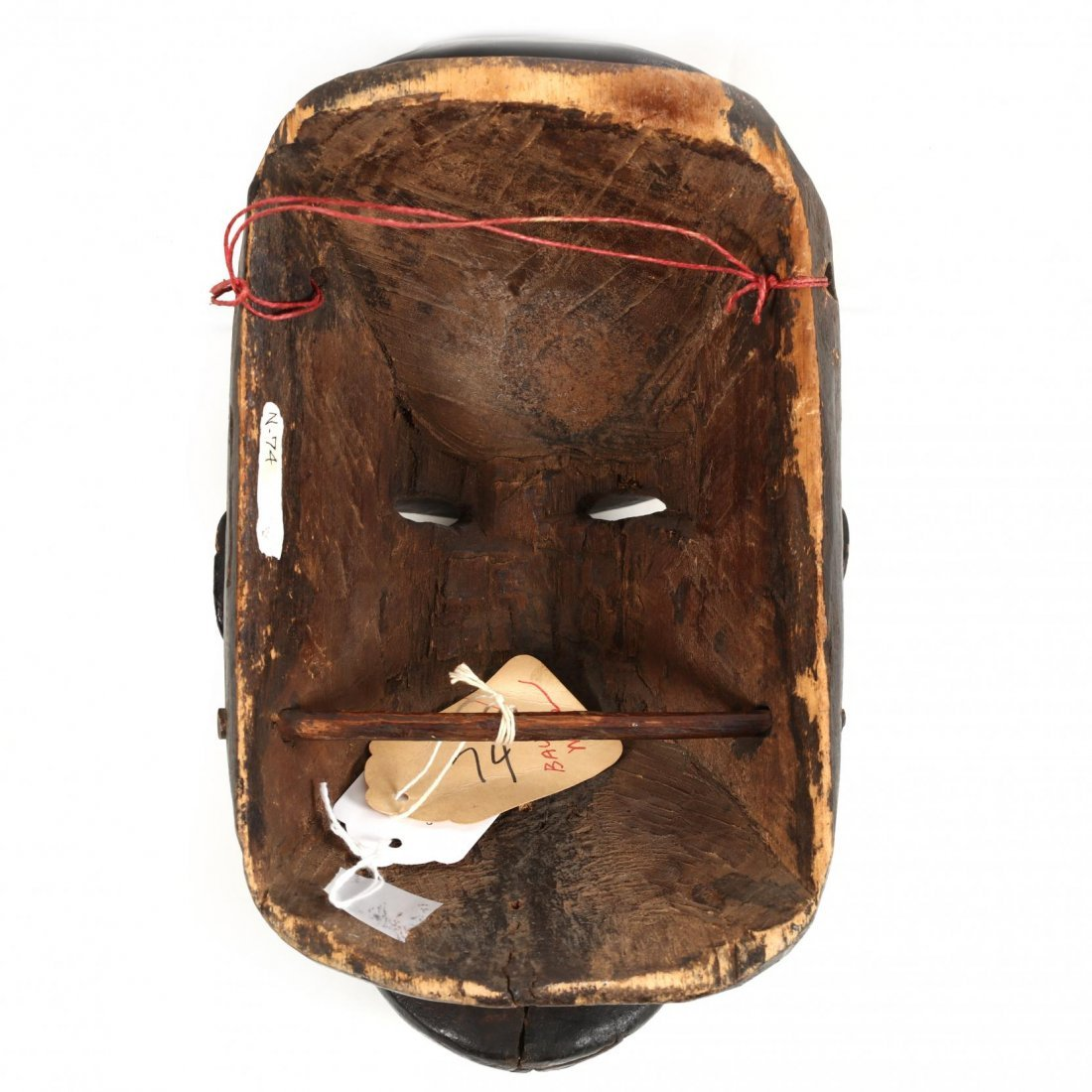 Ivory Coast, Baule Gorilla Mask - 3
