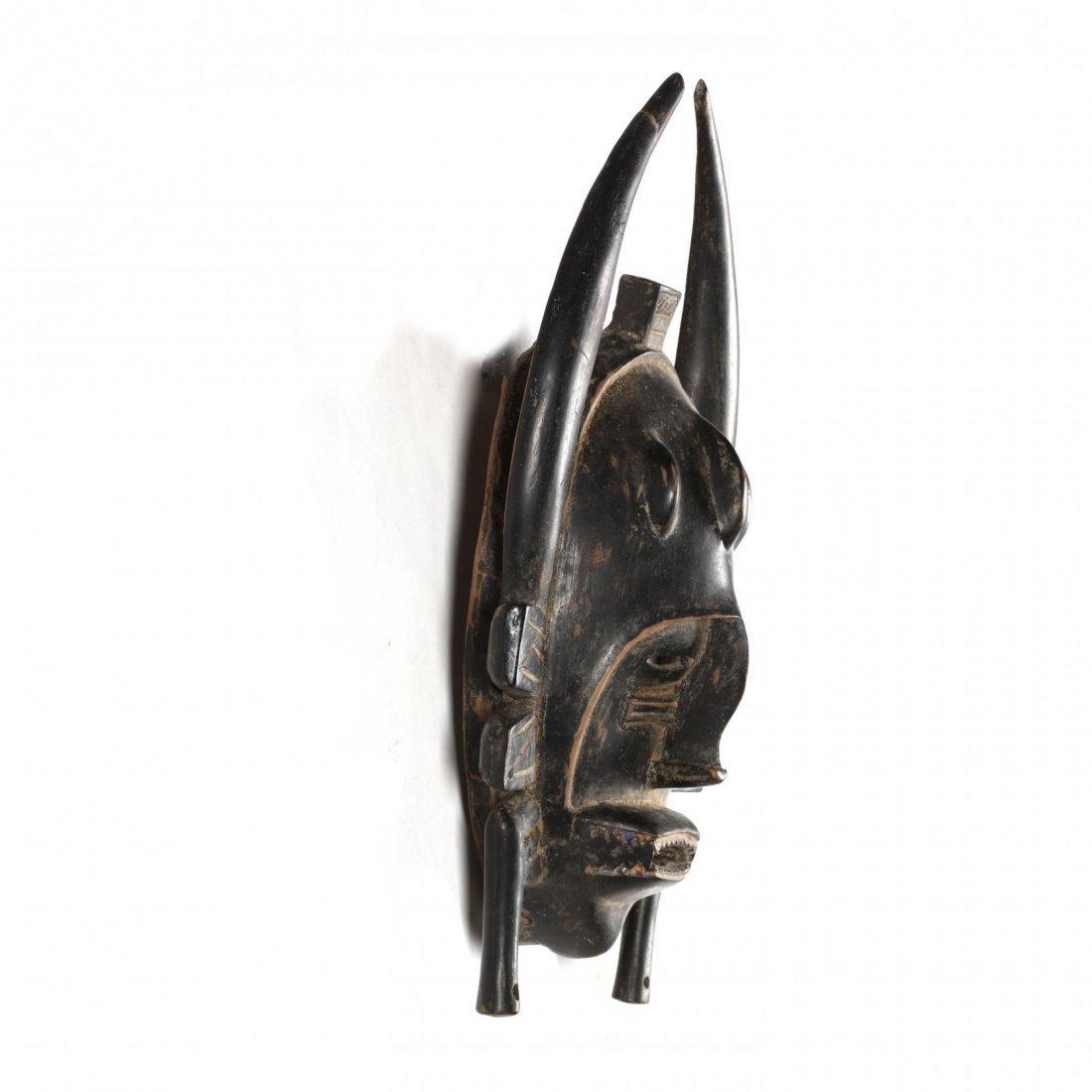 Ivory Coast, Two Senufo Kpelie Masks - 6