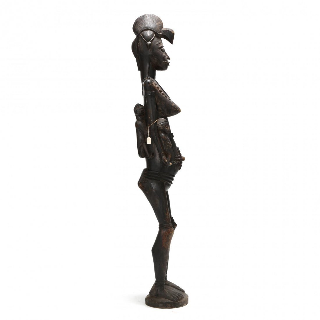 Ivory Coast or Mali, Senufo Standing Female - 2