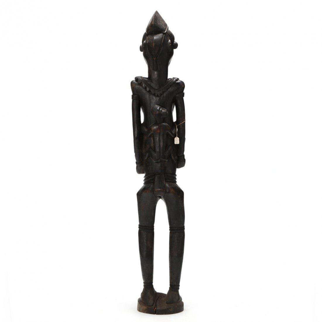 Ivory Coast or Mali, Senufo Standing Female - 3