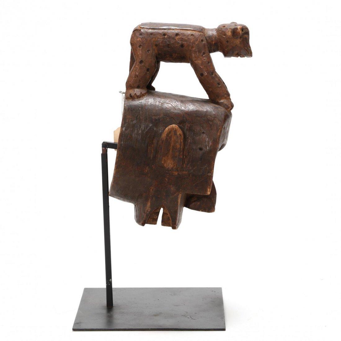 Cameroon, Figural Bamileke Mask - 2