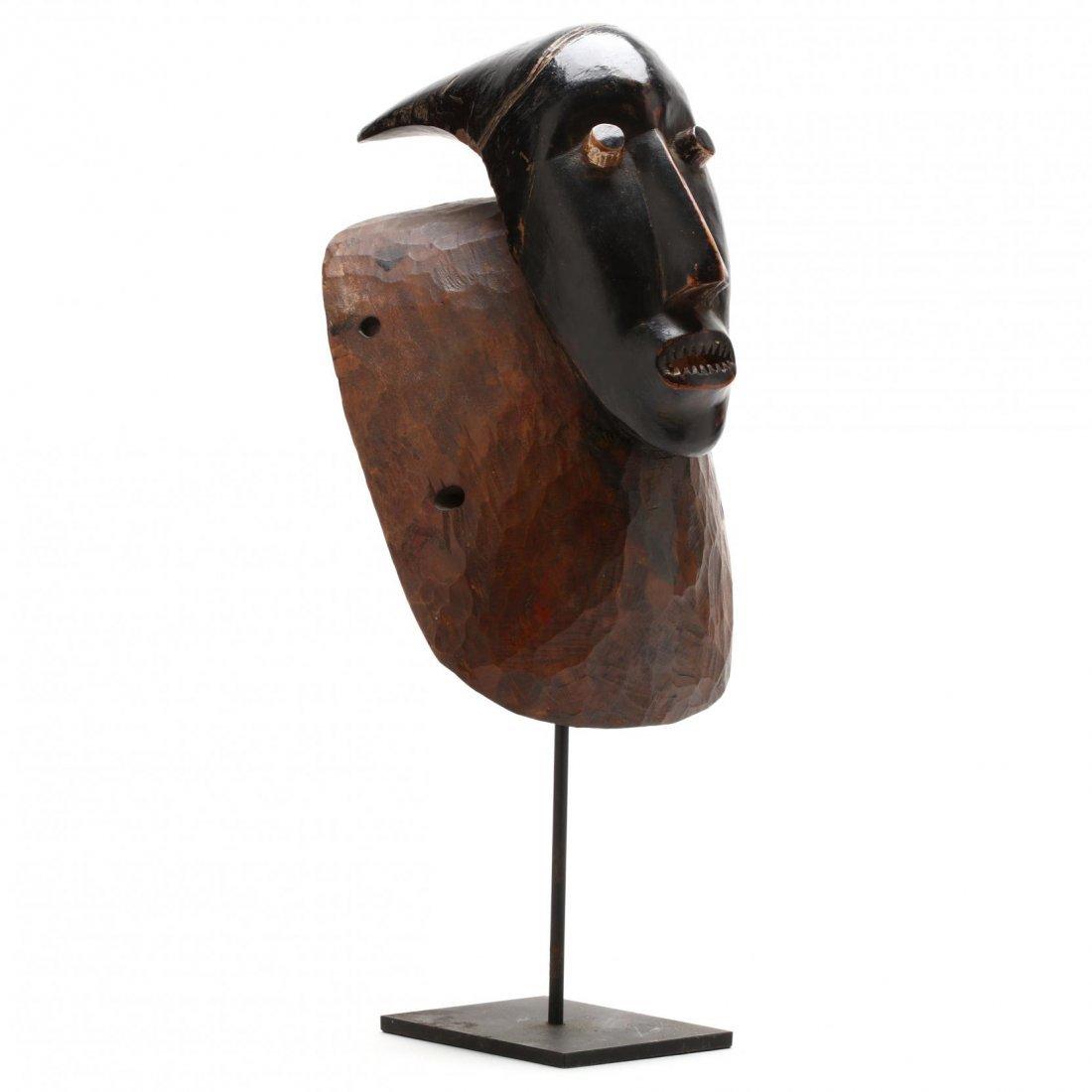 Congo, Horned Portrait Mask