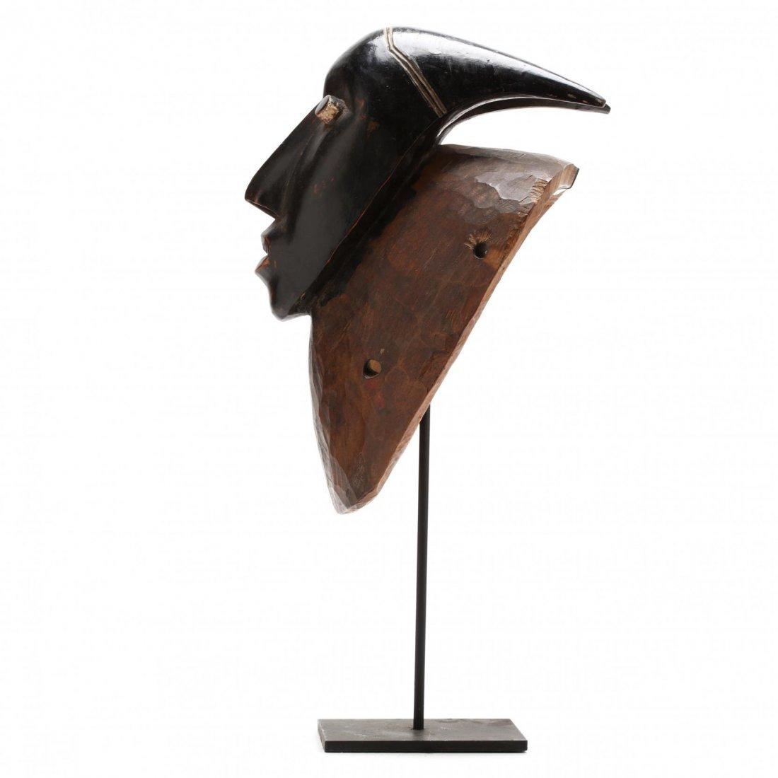 Congo, Horned Portrait Mask - 2